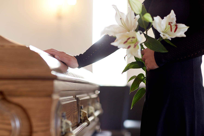 θρησκευτική κηδεία